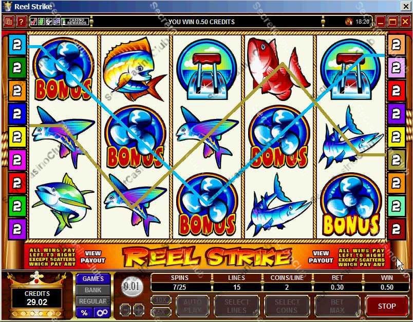 rio hotel casino and convention resort Slot